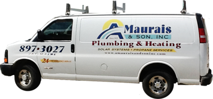 Van for A. Maurais & Son, Inc in Jay, ME